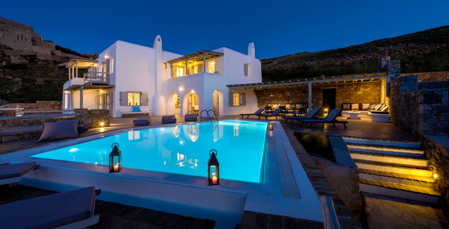 Marialena Villa by Stylish Stays in Mykonos