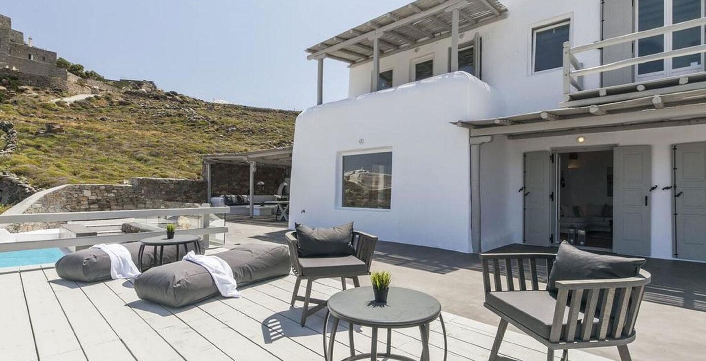 Daria Villa by Stylish Stays in Mykonos