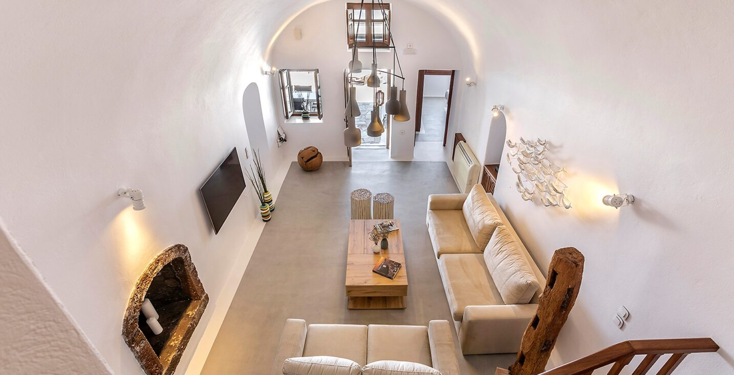 180° Caldera by Stylish Stays in Santorini