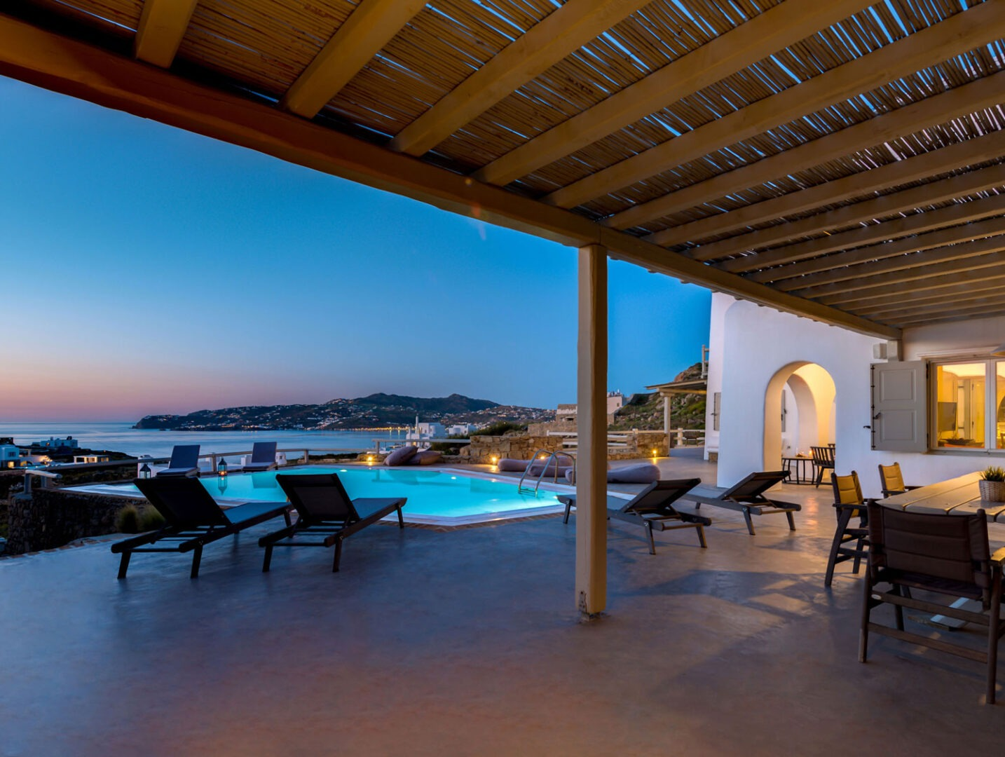 Panorama Grand Villa Mykonos