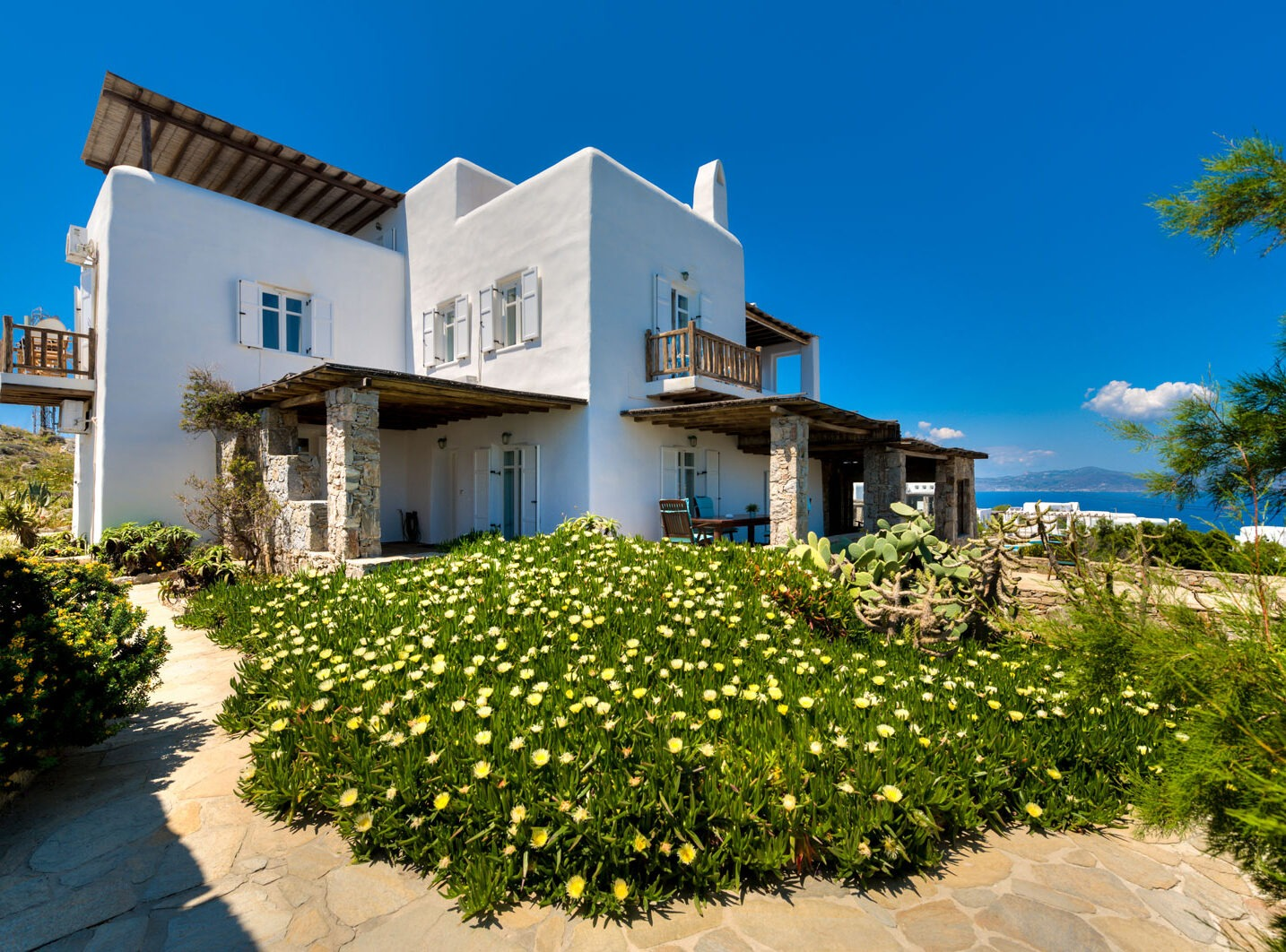 Carmelita Villa by Stylish Stays in Mykonos