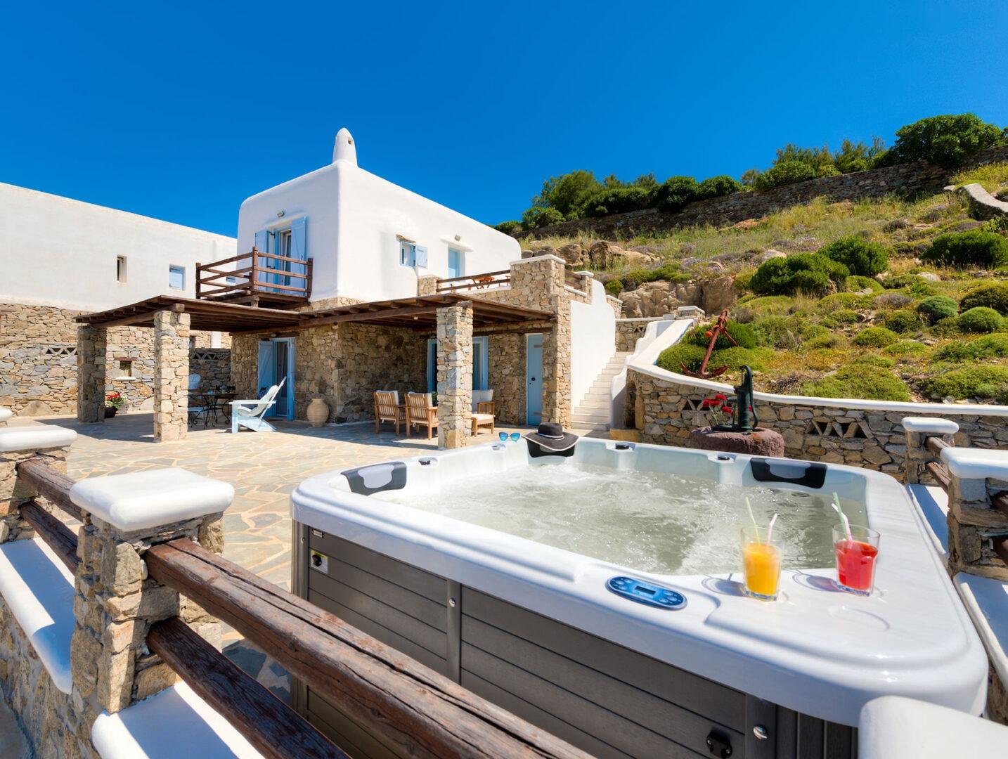 Sundance Villa in Myconos
